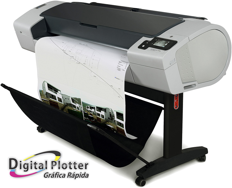Digital-plotter-plantas-dwg