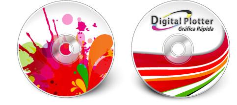 Impressão em DVD's em Brasília