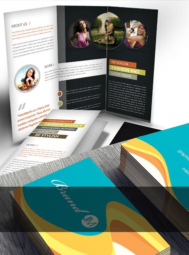 Cartões & Panfletos